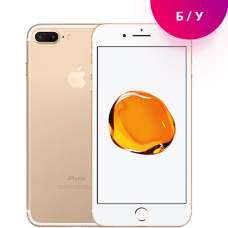 Apple iPhone 7 Plus 32гб Gold «Золотой» Б.У Original