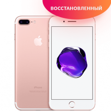 Apple iPhone 7 Plus 32Gb Rose Gold «Розовое золото»