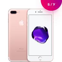 Смартфон Apple iPhone 7 Plus 128гб Rose Gold «Розовое золото»