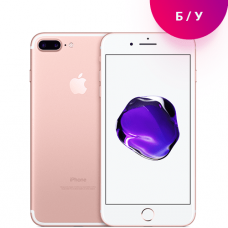 Apple iPhone 7 Plus 32 гб Rose Gold «Розовое золото» Б.У Original