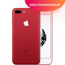 Apple iPhone 7 Plus 256Gb Red «Красный» Восстановленный