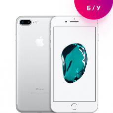 Apple iPhone 7 Plus 32гб Silver «Серебристый» Б.У Original