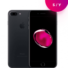 Apple iPhone 7 Plus 32гб Black «Черный» Б.У Original
