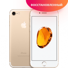 Apple iPhone 7 32Gb Gold «Золотой» Восстановленный