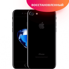 Apple iPhone 7 32Gb Jet Black Восстановленный