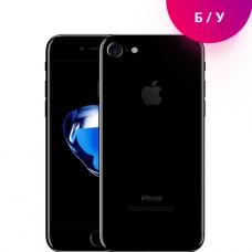 Смартфон Apple iPhone 7 32 GB Б.У Jet Black