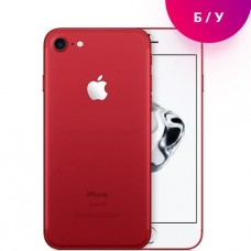 Apple iPhone 7 32гб Б.У Red «Красный» Original