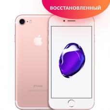 Apple iPhone 7 32Gb Rose Gold «Розовое золото» Восстановленный