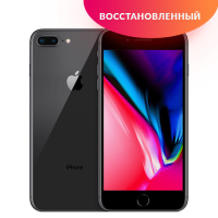 Apple iPhone 8 Plus 64 GB Space Gray Восстановленный