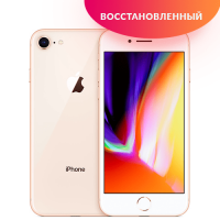 Apple iPhone 8 64GB Gold Восстановленный