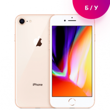 Смартфон Apple iPhone 8 64 GB Gold Б.У.  Original