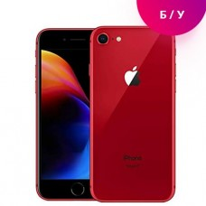 Смартфон Apple iPhone 8 64 GB Red Б.У.  Original