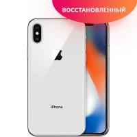 Apple iPhone X 64 GB Silver Без Face ID Восстановленный