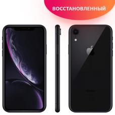 Купить Apple iPhone XR 128GB Black Восстановленный ? в Екатерибурге по выгодной цене со скидкой 20% интернет магазине I-STOCK