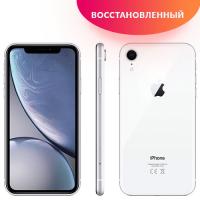 Apple iPhone XR 128GB White Восстановленный