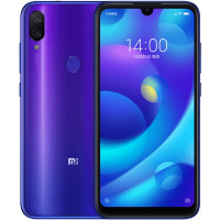 Смартфон Xiaomi Mi Play 4/64 GB (Global Version, синий)