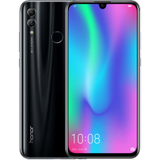 Huawei Honor 10 Lite 4/64GB Midnight Black