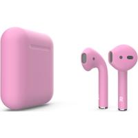 Наушники Apple AirPods Pink Matte Розовый матовый