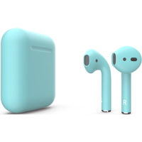 Наушники Apple AirPods Tiffany Matte Тиффани матовый