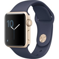 Apple Watch Series 2 38 mm (Gold Blue)