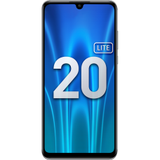 Смартфон Honor 20 Lite 4/128GB (RU) Ледяной белый