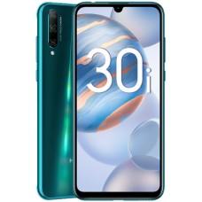 Смартфон HONOR 30i 4/128GB Мерцающий синий