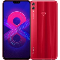 Huawei Honor 8X 4GB + 64GB (Red)