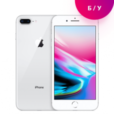 Apple iPhone 8 Plus 256 GB Silver Б.У