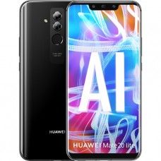 Huawei Mate 20 Lite 4GB + 64GB (Black)