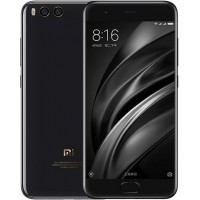 Xiaomi Mi6 6GB + 128GB (Ceramic Black)