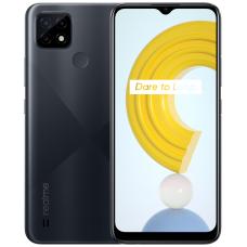 Realme C21 3/32GB, черный