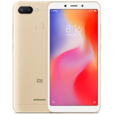 Xiaomi Redmi 6 3GB+32GB (Gold)