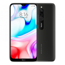 Xiaomi Redmi 8 64GB/4GB BLACK (ЧЕРНЫЙ)