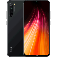 Xiaomi Redmi Note 8 4GB + 64GB Чёрный