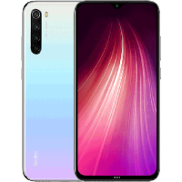 Xiaomi Redmi Note 8 6GB + 64GB Белый