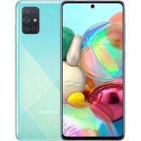 Samsung Galaxy A71 6/128 GB голубой