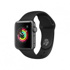 Apple Watch Series 3 38 mm (Black)