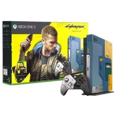 Игровая приставка Microsoft Xbox One X Cyberpunk 2077 Limited Edition